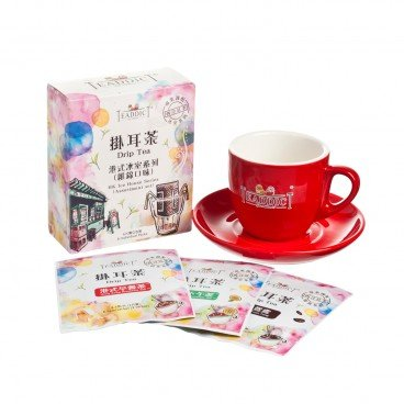 TEADDICT Set drip Filter Tea Bag Tes Cup SET