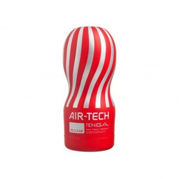 TENGA - AIR-TECH 重復使用真空杯 - 標準型 - PC