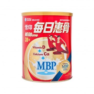 SNOW BRAND - Brand Megbone High Cal Low Fat Nutritional Drinks - 900G
