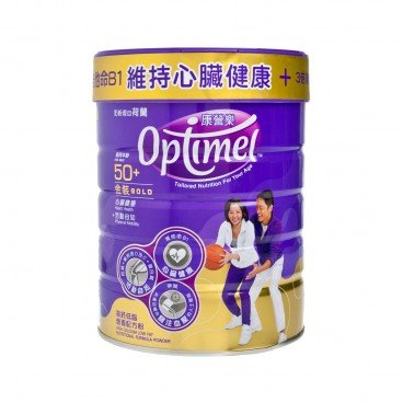 OPTIMEL Gold High Calcium Low Fat Nutritional Formula Powder 800G