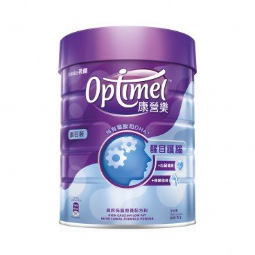 OPTIMEL Diamond High Calcium Low Fat Nutritional Formula Powder 800G