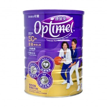 OPTIMEL Gold High Calcium Low Fat Nutritional Formula Powder 1500G