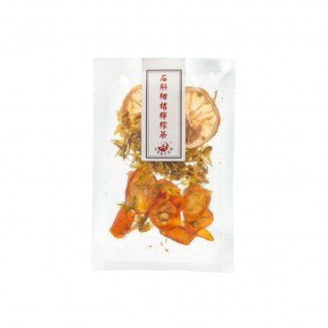 FOUR SEASON TEAHOUSE Dendrobium Mandarin Lemon Tea 10G