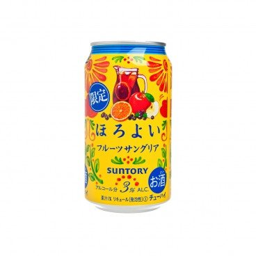 SUNTORY Sangria Passion Fruit Alcohol Drink 350ML