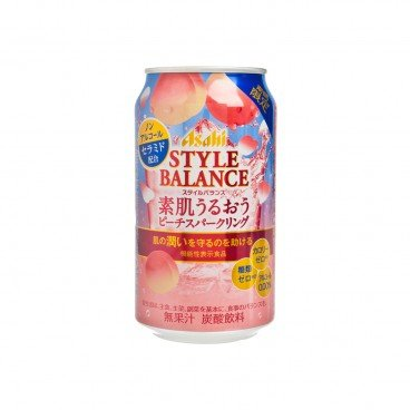 ASAHI Cocktail Peach Non Alcohol Drink 350ML