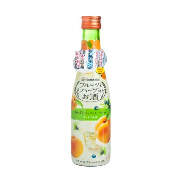 YOMEISHU Beauty Wine apricot Pine Nut 300ML