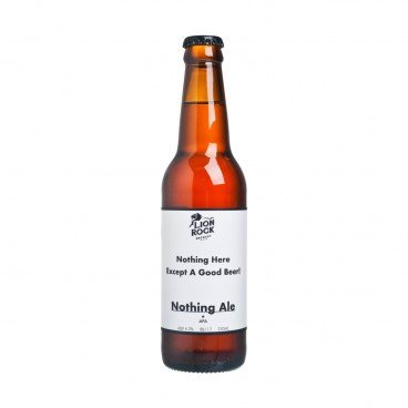 LION ROCK Nothing Ale Apa 330ML