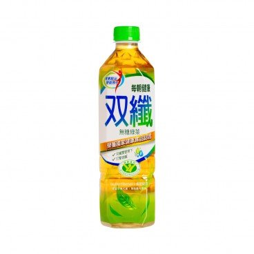 EVERY MORNING Green Tea No Sugar 650ML