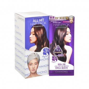 CHAHONG All Hit Hair Pack volume Care 35GX10'S