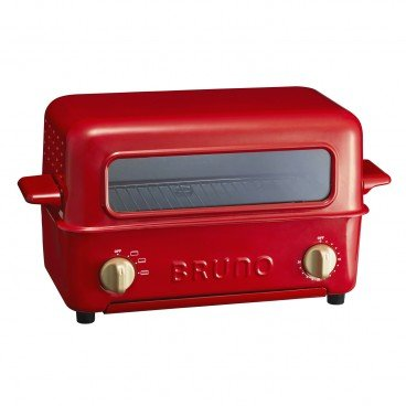 TOASTER GRILL-RED