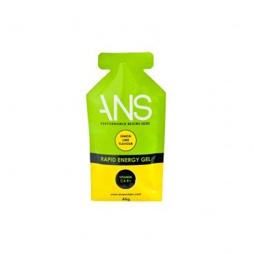 ANS Rapid Engery Gel lemon Lime 45G