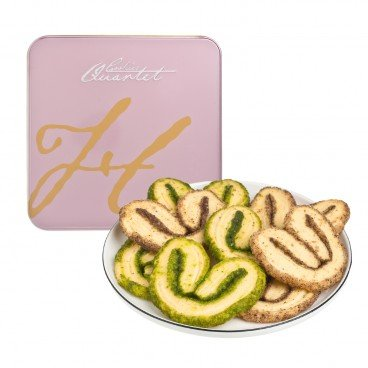 COOKIES QUARTET Tea Palmier PC