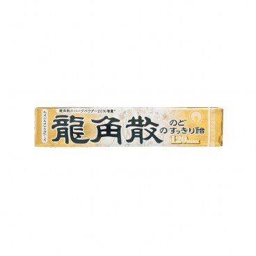 RYUKAKUSAN - Stick Throat Candy honey Milk Flavor - 42G