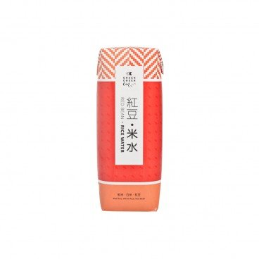CHECKCHECKCIN - Red Bean Rice Water Paper Pack - 250ML