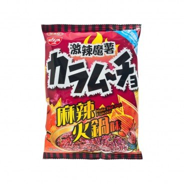 NISSIN Chips spicy Hot Pot 55G