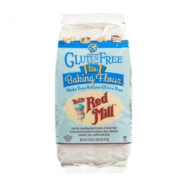 BOB'S RED MILL 1 To 1 Baking Flour Gluten Free 624G