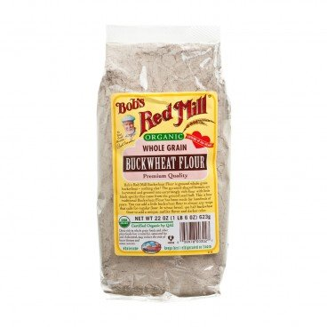 BOB'S RED MILL Organic Buck Whea Tflour 623G