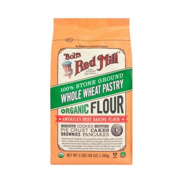 ORGANIC PASTRY WHOLE WHEAT FLOUR