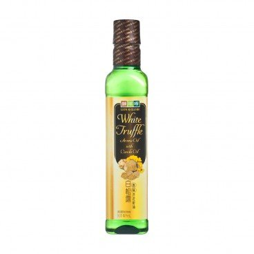 LION & GLOBE - White Truffle Aroma Oil Canola Oil - 500ML