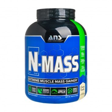 ADVANCED NUTRACEUTICAL SCIENCES N mass extreme Mass Grainer vanilla 2.7KG