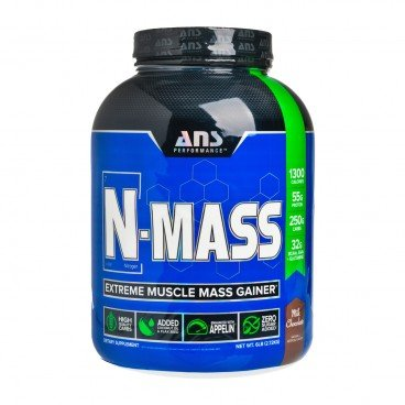 ADVANCED NUTRACEUTICAL SCIENCES N mass extreme Mass Grainer milk Chocolate 2.7KG