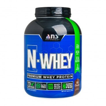 ADVANCED NUTRACEUTICAL SCIENCES N whey protein milk Chocolate 2.27KG