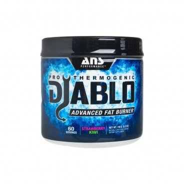 DIABLO-ADVANCED FAT BURNER-STRAWBERRY KIWI FRUIT