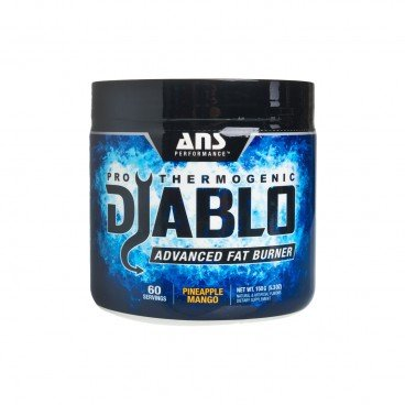 DIABLO-ADVANCED FAT BURNER-PINEAPPLE MANGO