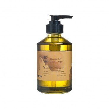 GINGERGINGER Nature Ginger Massage Oil 200ML