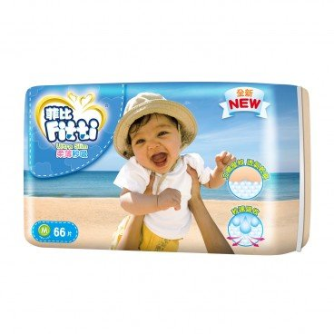 FITTI - Ultra Slim Diaper M - 66'S
