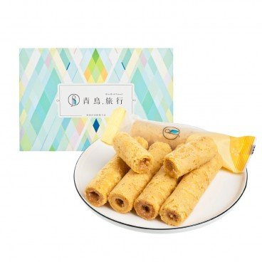 BLUE BIRD TRAVEL Eanut Filling Egg Rolls 8'S