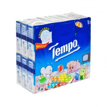 TEMPO得寶 - Petit Pocket Hanky neutral Hk Classic Toys Limited Edition - 18'S