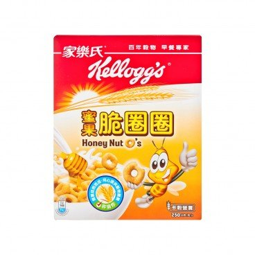 KELLOGG'S Honey Nut O 250G
