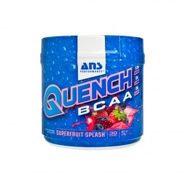 ADVANCED NUTRACEUTICAL SCIENCES Branched chain Amino Acid recovery Drink superfruit Splash Flavor 375G