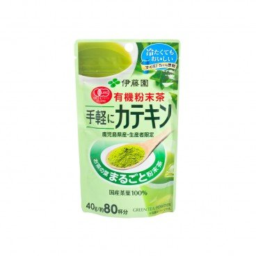ITOEN - Tea Bag organic Green Tea - 40G