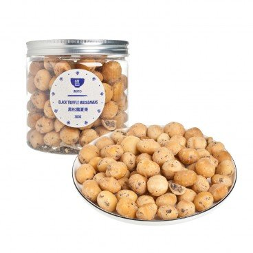 EAT BETTER Black Truffle Macadamias 300G