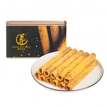 D SQUARE - Egg Roll salted Egg - 360G