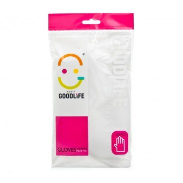 GOODLIFE Gloves Plastic 100'S