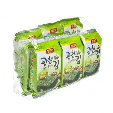 KWANGCHEON Olive Oil Seaweed 4GX9