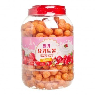 KOREA Strawberry Yoghurt Ball 340G