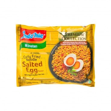 INDOMIE(PARALLEL IMPORT) - Fried Noodle salted Egg - 100G