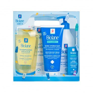 BIOLANE - Total Skincare Solutions Combo - SET