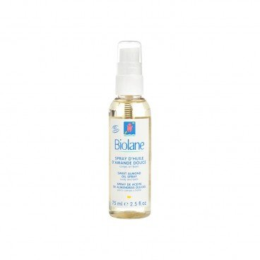 SWEET ALMOND OIL SPRAY