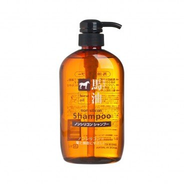 KUMANO Horse Oil Shampoo 600ML