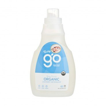 GREEN SHIELD - Organic Baby Laundry Detergent baby Powder - 50OZ