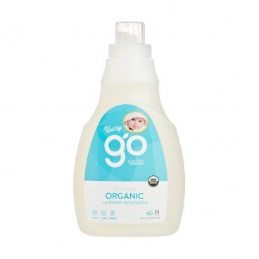 GREEN SHIELD - Organic Baby Laundry Detergent free And Clear - 50OZ