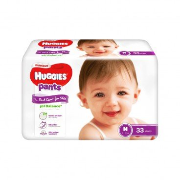 HUGGIES - Diamond Pant M - 33'S