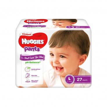 HUGGIES - Diamond Pant L - 27'S