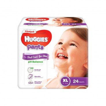 HUGGIES - Diamond Pant Xl - 24'S