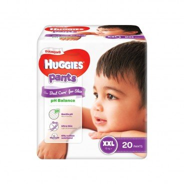 HUGGIES - Diamond Pant Xxl - 20'S